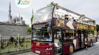الباص السياحي اسطنبول