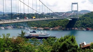 الجسر المعلق