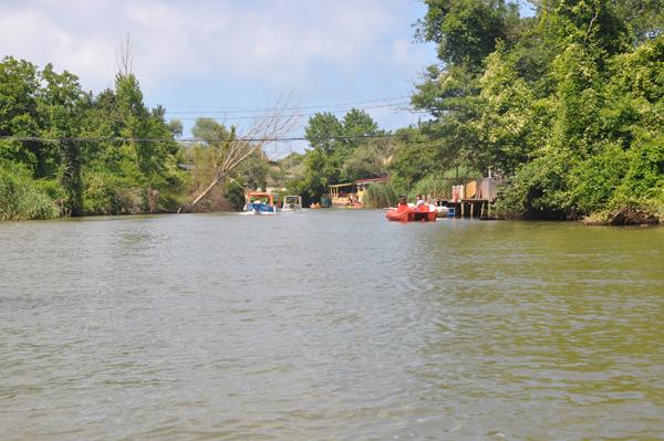 افا نهر غوكشو