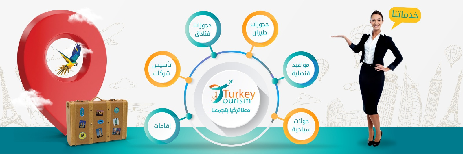 OUR SERVICES-TURKEY TOURISM